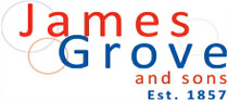 james groves and sons logo